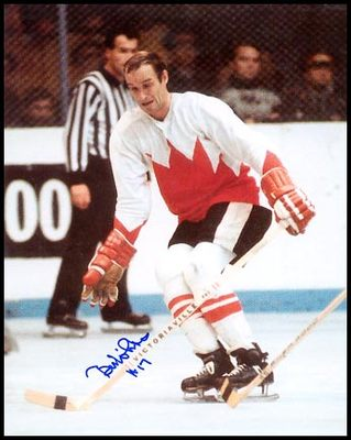 BILL WHITE 72 Summit Series SIGNED 8x10 Photo