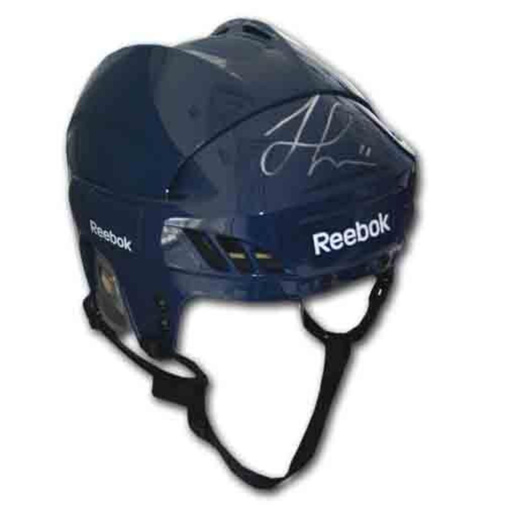 Jonathan Huberdeau (Florida Panthers) Autographed Reebok Hockey Helmet