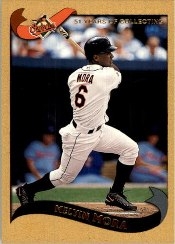 Photo of 2002 Topps Gold #98 Melvin Mora