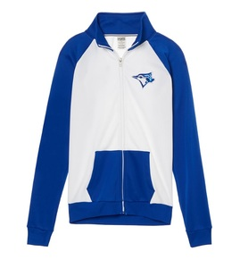 Toronto Blue Jays Love PINK Bling Track Jacket by Victoria's Secret