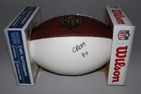 NFL - VIKINGS CORDARRELLE PATTERSON SIGNED PANEL BALL
