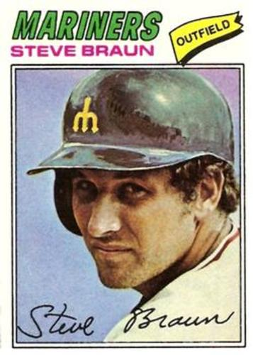 Photo of 1977 Topps #606 Steve Braun