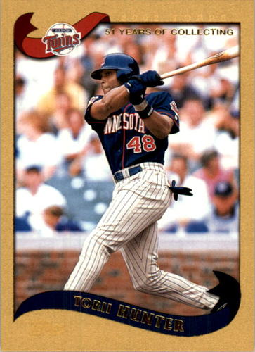 Photo of 2002 Topps Gold #243 Torii Hunter