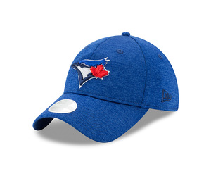 Toronto Blue Jays Women's Shadow Sleek Cap Royal by New Era
