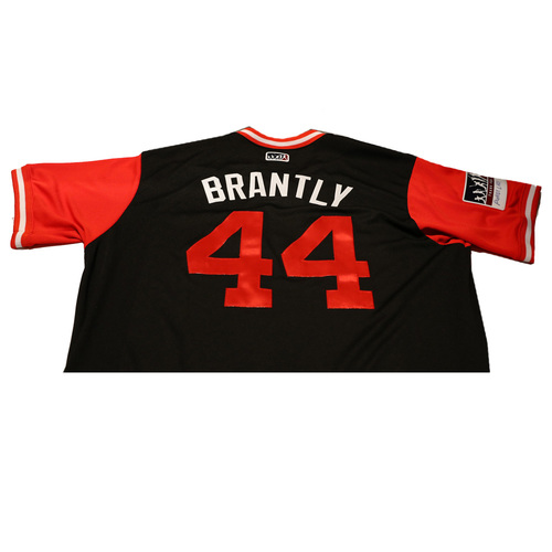 "Photo of Rob ""Brantly"" Brantly Chicago White Sox Game-Used Players Weekend Jersey"