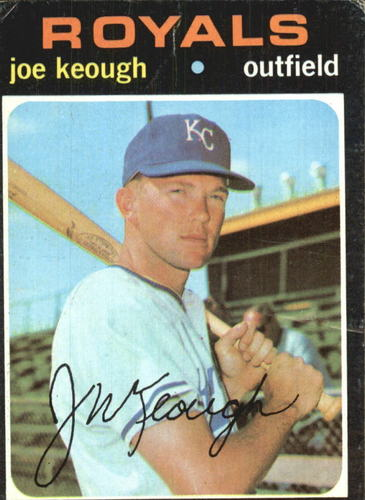 Photo of 1971 Topps #451 Joe Keough