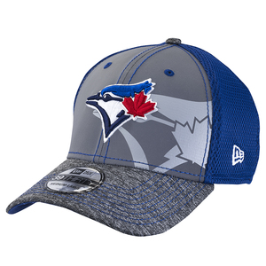 Toronto Blue Jays Shadow Flect Neo Stretch Fit Cap by New Era
