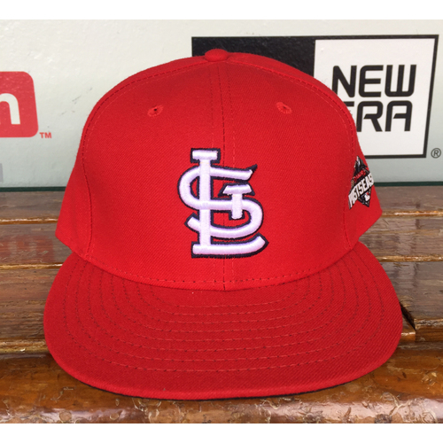 Photo of Cardinals Authentics: Kevin Siegrist Home Red 2015 Postseason Cap