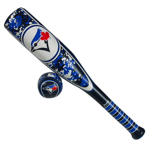 Softee Bat And Ball Set Royal by Franklin