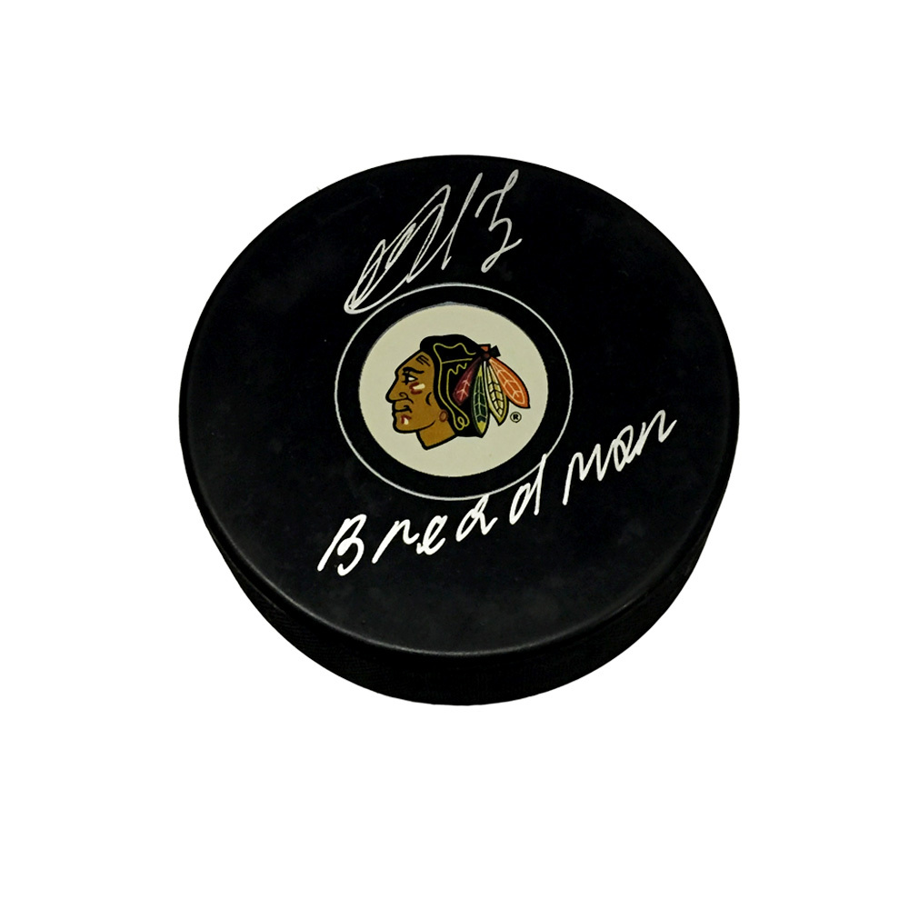 ARTEMI PANARIN Signed Chicago Blackhawks Puck with