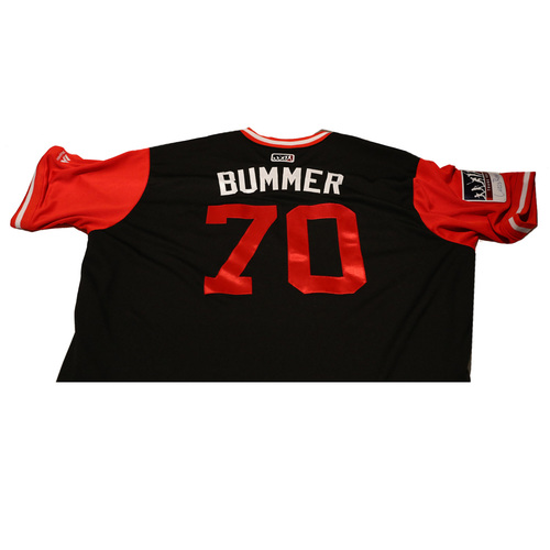 "Photo of Aaron ""Bummer"" Bummer Chicago White Sox Game-Used Players Weekend Jersey"