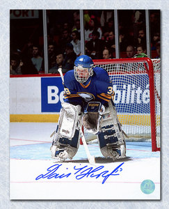 Dominik Hasek Buffalo Sabres Autographed Dominator Goalie 16x20 Photo