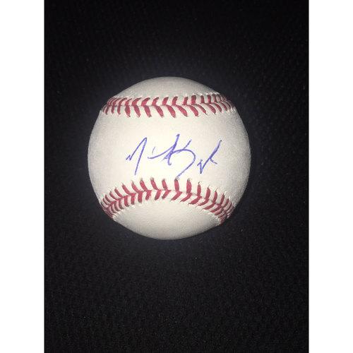 Photo of Michael Kopech Autographed Baseball