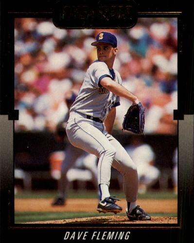 Photo of 1992 Donruss Rookies Phenoms #BC4 Dave Fleming