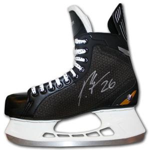 Patrik Elias (New Jersey Devils) Autographed Bauer Supreme Hockey Skate