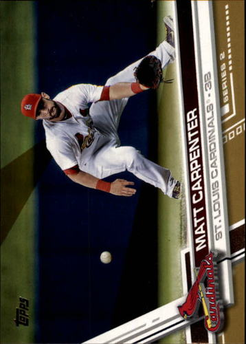 Photo of 2017 Topps Gold #359 Matt Carpenter