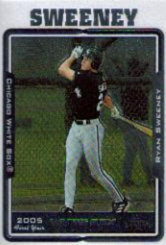 Photo of 2005 Topps Chrome #217 Ryan Sweeney FY RC