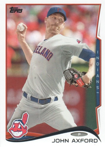 Photo of 2014 Topps #495 John Axford