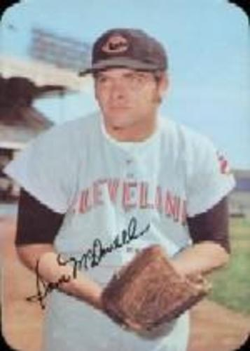 Photo of 1971 Topps Super #16 Sam McDowell
