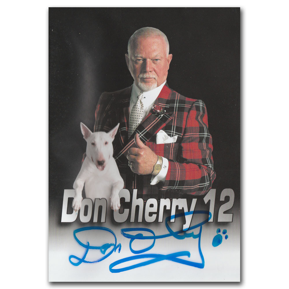 Don Cherry Autographed DON CHERRY 12 DVD