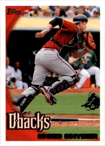 Photo of 2010 Topps #303 Chris Snyder