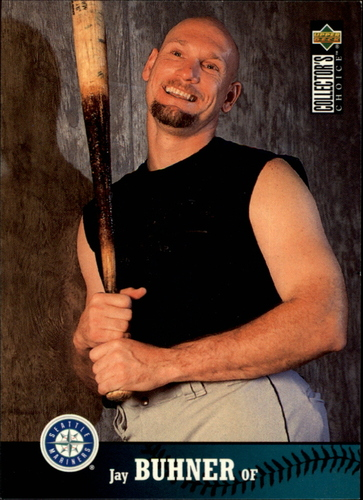 Photo of 1997 Collector's Choice #480 Jay Buhner