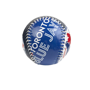 Toronto Blue Jays Plex Baseball With Logo Royal by Rawlings
