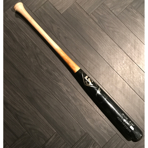 Photo of A.J. Pollock Game-Used Broken Bat