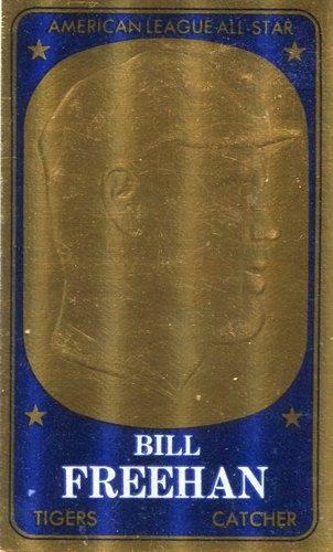 Photo of 1965 Topps Embossed #41 Bill Freehan