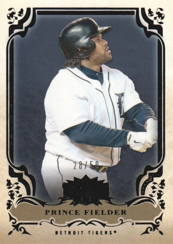 Photo of 2013 Topps Triple Threads Onyx #58 Prince Fielder