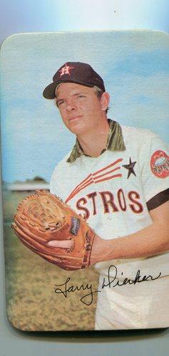 Photo of 1971 Topps Super #30 Larry Dierker