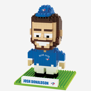 BRXLZ Josh Donaldson 3D Player by Forever Collectibles
