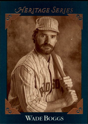 Photo of 1992 Studio Heritage #BC3 Wade Boggs