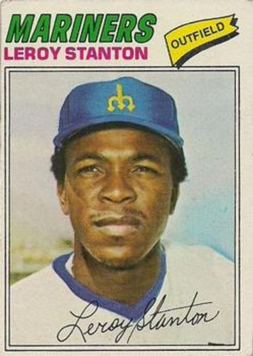 Photo of 1977 Topps #226 Leroy Stanton