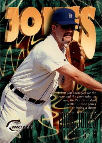 Photo of 1997 Circa #274 Todd Jones