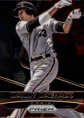 Photo of 2015 Panini Prizm #106 Manny Machado