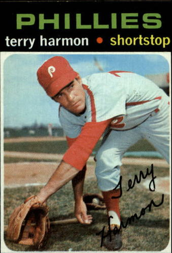 Photo of 1971 Topps #682 Terry Harmon
