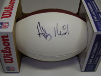 NFL - CHIEFS ANDY REID SIGNED PANEL BALL