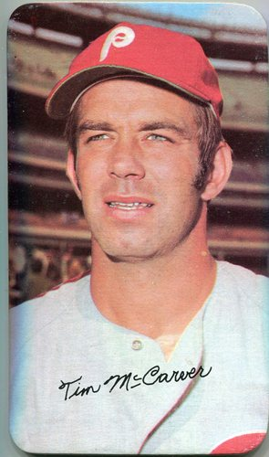 Photo of 1971 Topps Super #34 Tim McCarver