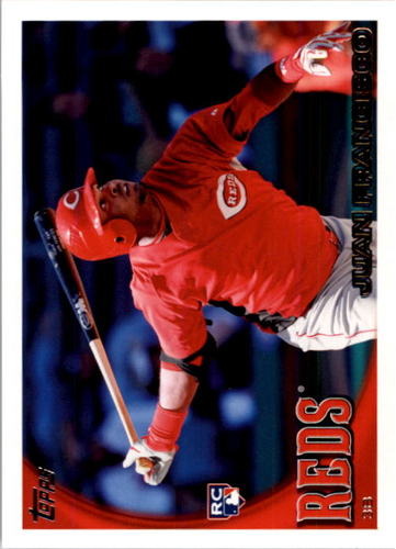 Photo of 2010 Topps #305 Juan Francisco RC