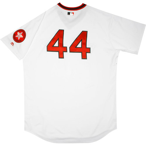 Photo of Boston Red Sox 1975 Throwback Complete Game-Used Uniform Set - Chili Davis
