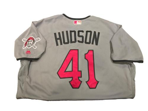 Photo of Daniel Hudson Game-Used Mother's Day Jersey