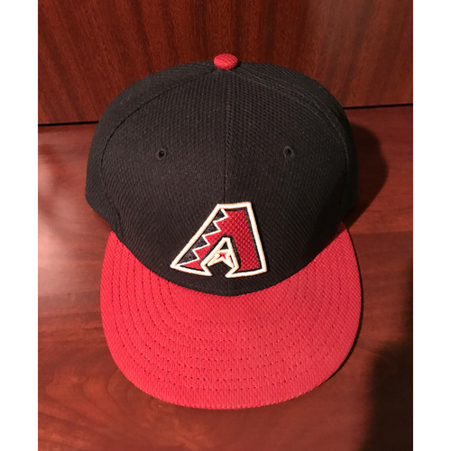 Photo of Robbie Ray 2015 Team-Issued Cap