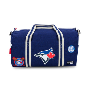 Toronto Blue Jays Heritage Patch Stadium Small Duffle Bag by New Era