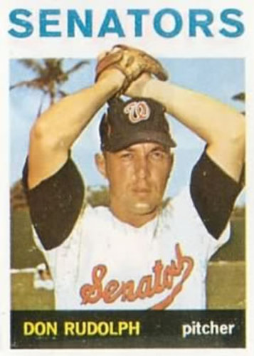 Photo of 1964 Topps #427 Don Rudolph