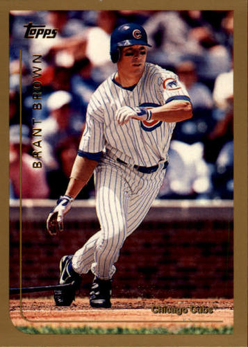 Photo of 1999 Topps #47 Brant Brown
