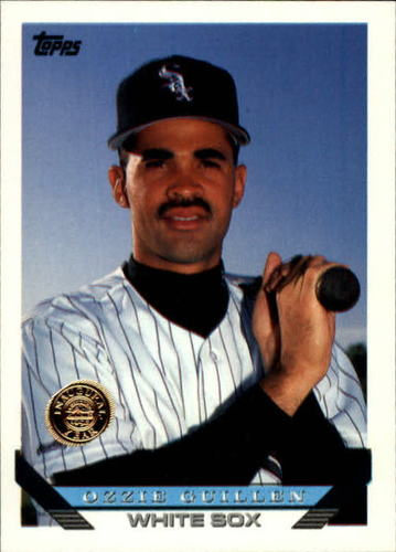 Photo of 1993 Topps Inaugural Rockies #474 Ozzie Guillen