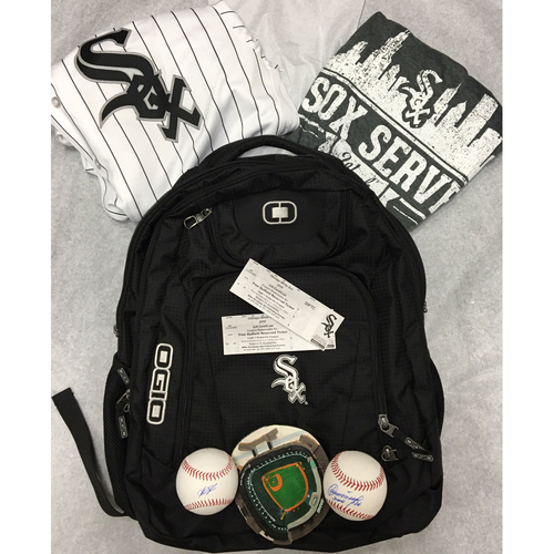 Photo of Jose Abreu Premium SoxPack