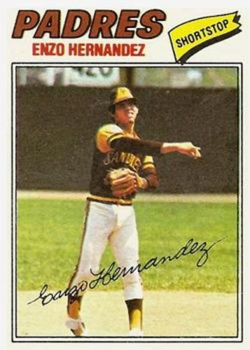 Photo of 1977 Topps #522 Enzo Hernandez