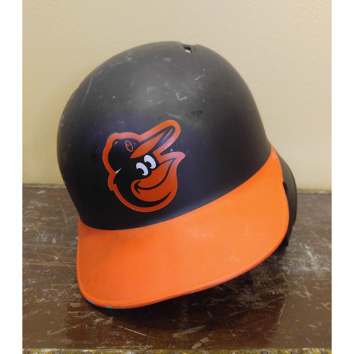 Photo of Jonathan Schoop - Batting Helmet: Team-Issued